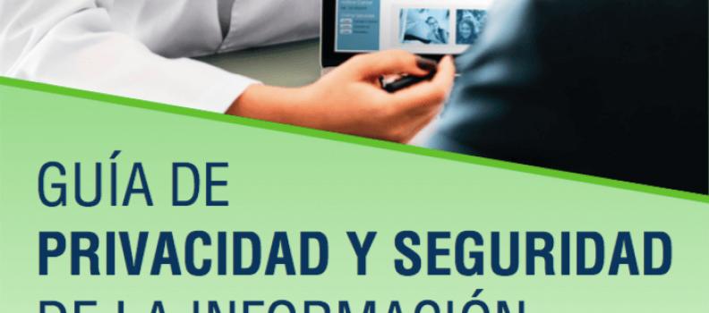 Lanzamiento Guía Privacidad y Seguridad de la información en el sector salud
